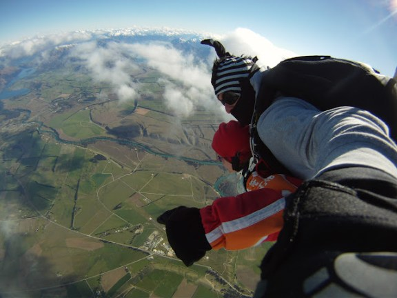 Things to do in Wanaka: Skydiving