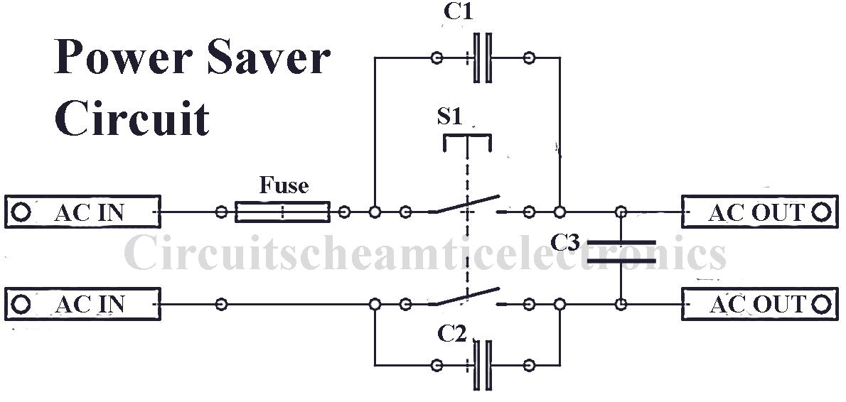 Power Circuit Diagram Wiring Diagram