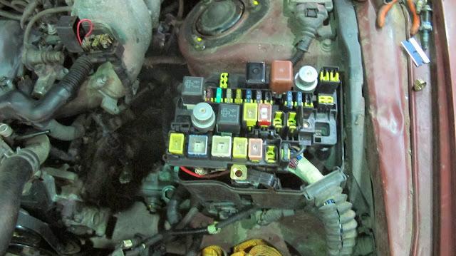Lexus Sc300 Fuse Box - Wiring Data Diagram