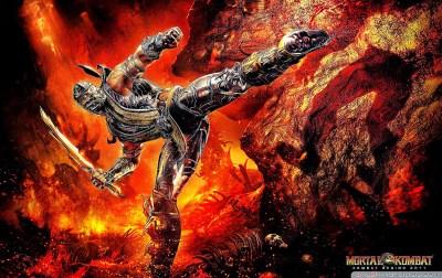 Mortal Kombat Scorpion Wallpaper | Cool HD Wallpapers