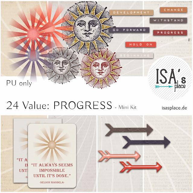 Values of Life Progress