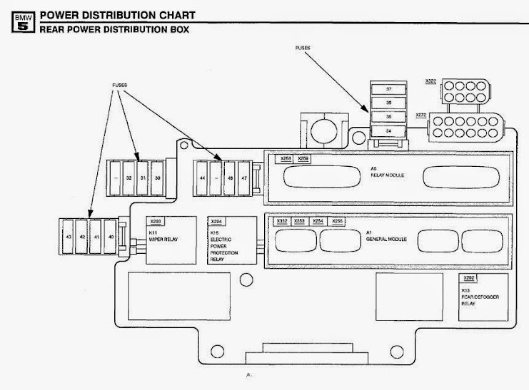 2000 bmw 540i radio wiring diagram