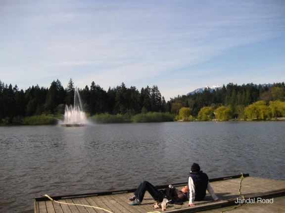 The Lost Lagoon, Stanley Park