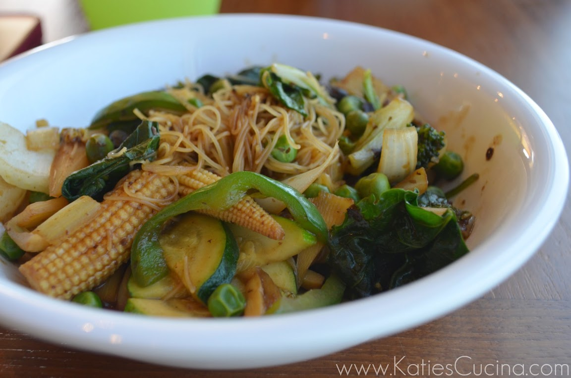 Cucina Wok Foodie Travels Dining On The Carnival Breeze Katie S Cucina