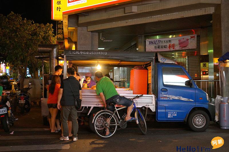 清水宵夜,清水燒烤攤車-1