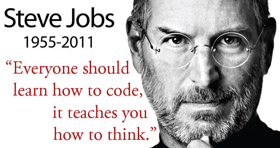 Steve Jobs, coding, programming Graphic Design Pinterest - resume writing service
