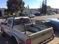FS: San diego: shortbed (doublecab) bed rack for RRT and ...