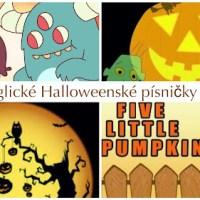 Anglické Halloweenské písničky