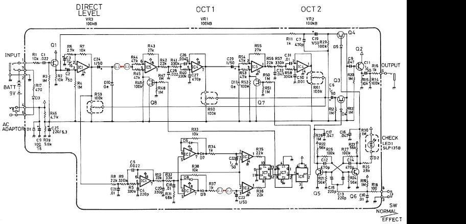 envelope tracking schematic