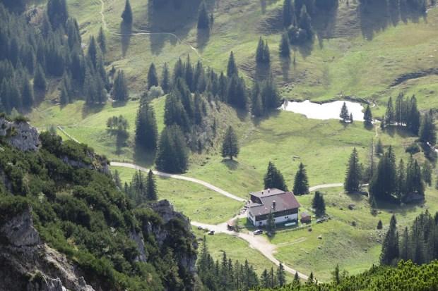 Die Priener Hütte bleibt unerreichbar