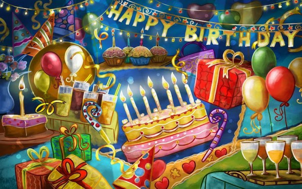 Happy Birthday Wallpapers