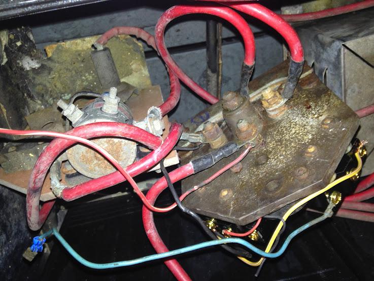 Please help me! 87 Marathon FR wiring issue