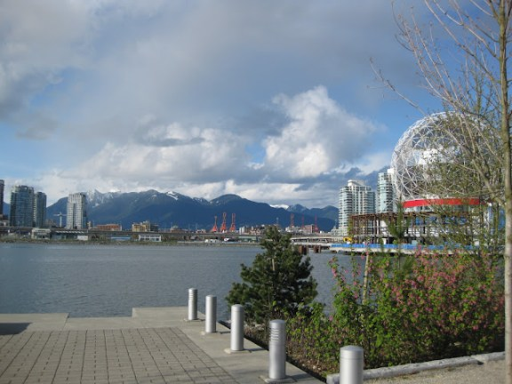 Science World at False Creek, Vancouver