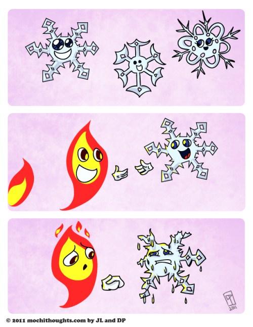 Cute Comics, Warm Greetings