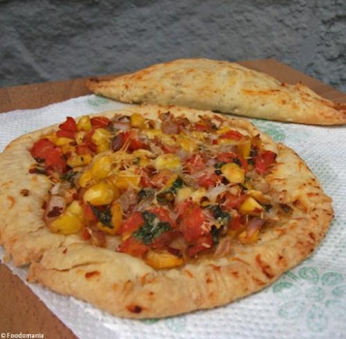 Vegetable Crostata Recipe