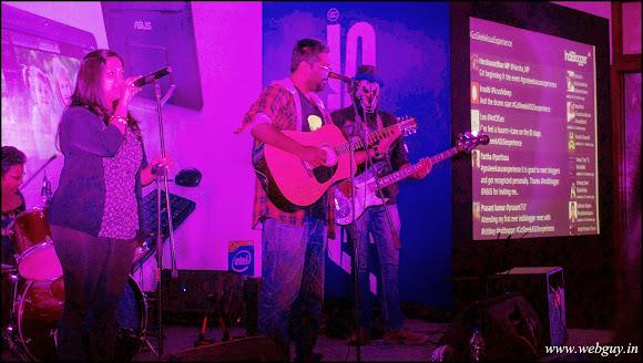 indiblogger meet 2015