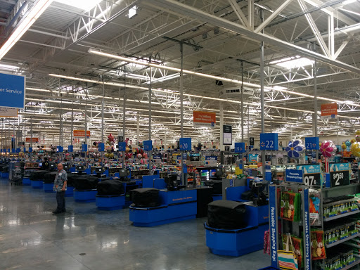 Discount Store «Walmart», reviews and photos, 510 Kitty Hawk Rd