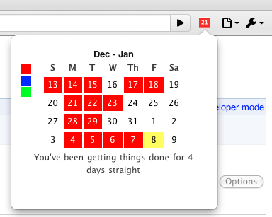 Calendar Software Lifehacker  Dont Break The Chain Chrome Web Store