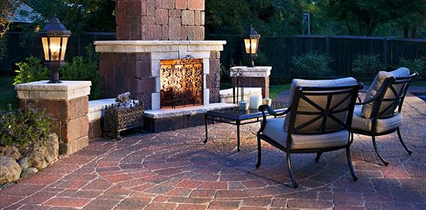 Concrete Patio Design Ideas And Pictures Ayanahouse