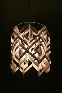 CRAFT-WERK: Designer Lampshade