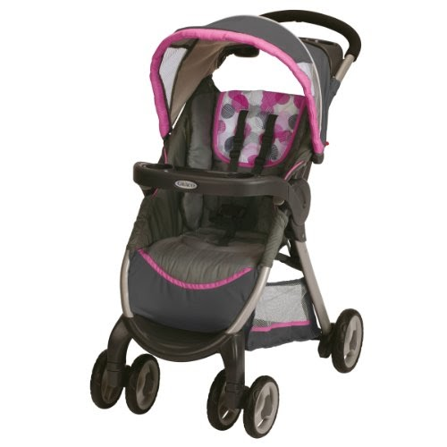 Lightweight Stroller Large Storage Basket Baby Products Shop Best Graco Fastaction Fold Classic