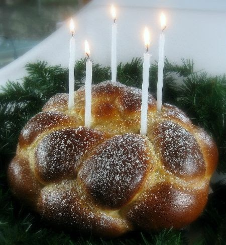 Gregorian Calendar Christmas Xm Torrentz Search Engine One Perfect Bite ♬ Santa Lucia Crown For The Feast Of St