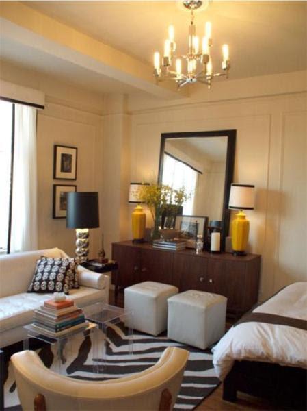 Zebra Curtains Living Room Decorating Ideas