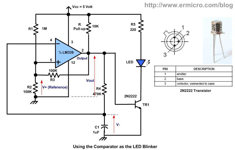 blinker circuit