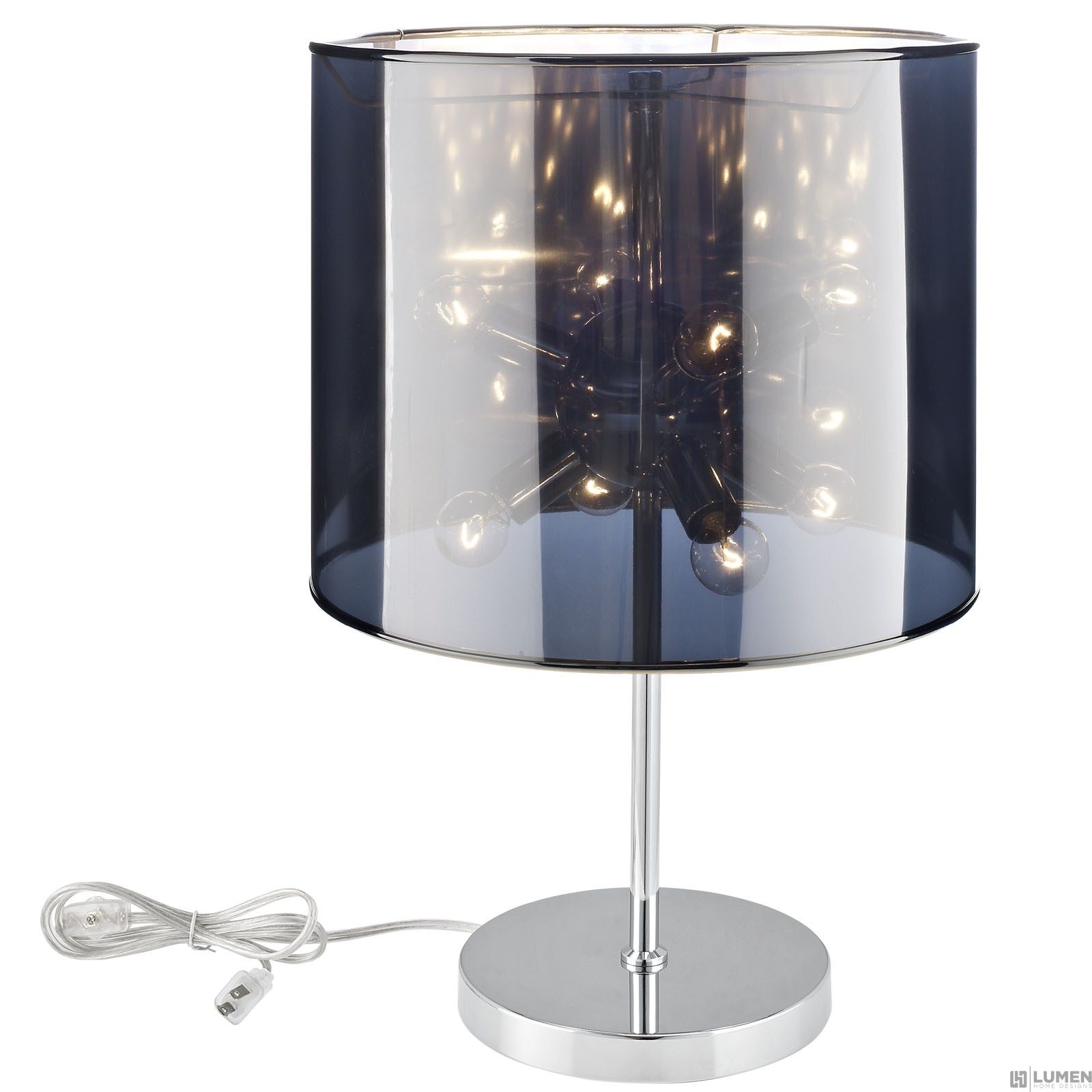 Lamp Slv Lhd 1219 Slv Table Lamp