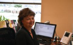 People You Need To Know: Mrs. Peggy Rice, Main Office secretary