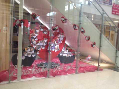 Alumni Association displays 50 years of Lancer love stories