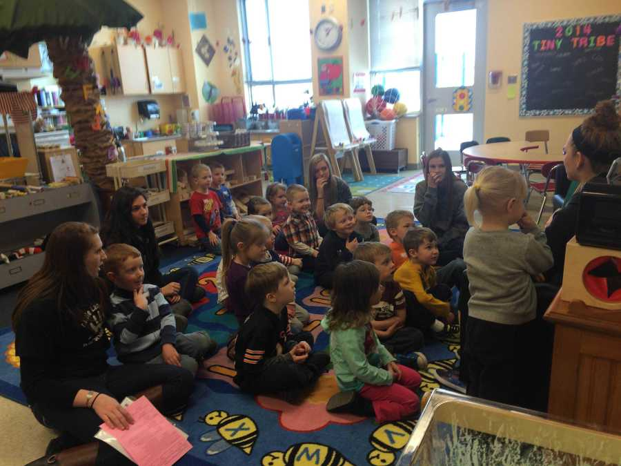 Little Lancers Preschool opens for spring semester
