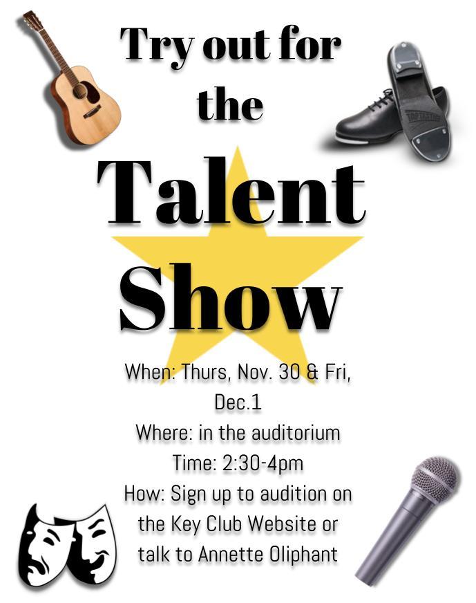 Liberty\u0027s Got Talent \u2013 Liberty Ledger - talent show flyer