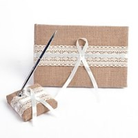 Cheap Guest Book and Pens for Wedding Online | Guest Book ...