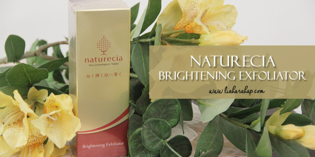 Naturecia Brightening Exfoliator Review | #BeautynesiaXnaturecia