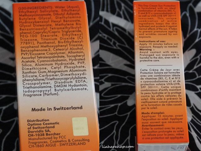 Vitacreme B12 Ingredients