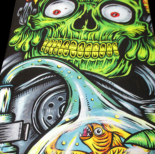 mars attacks Santa cruz second graphic