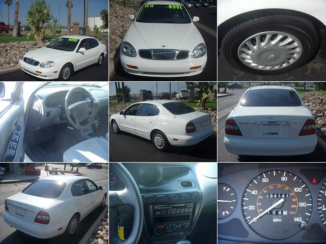 New Daewoo Lanos - Daewoo - Daewoo Cars And Photos 887