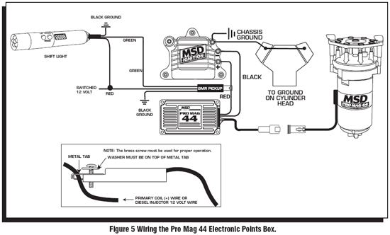 wiring diagram for rpm activated switch
