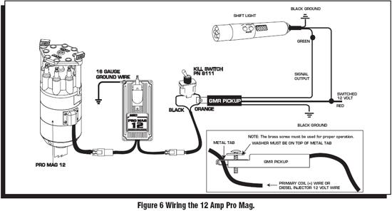Msd Shift Light Wiring Diagram Wiring Diagram 2019
