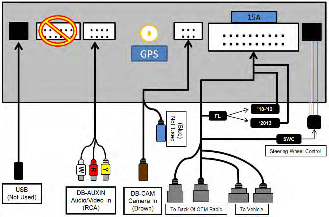 backup alarm wiring diagram
