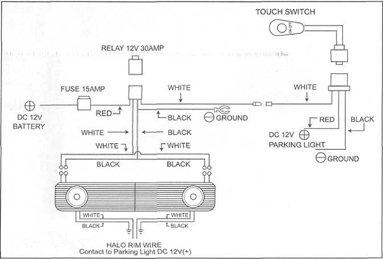 2005 Mustang Fog Light Wiring Diagram - Wiring Diagram Write