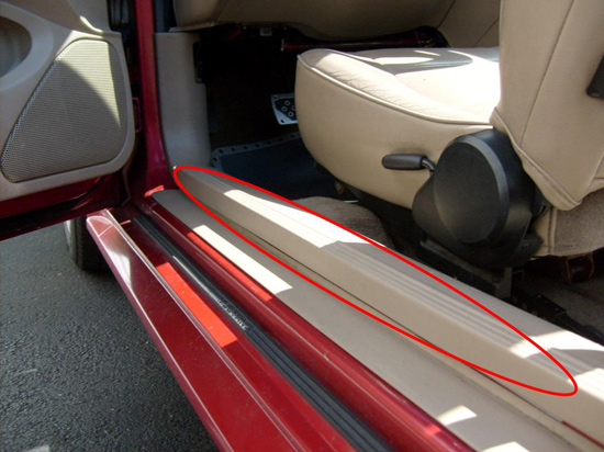 Mustang Door Sill Plates Installation Guide Americanmuscle