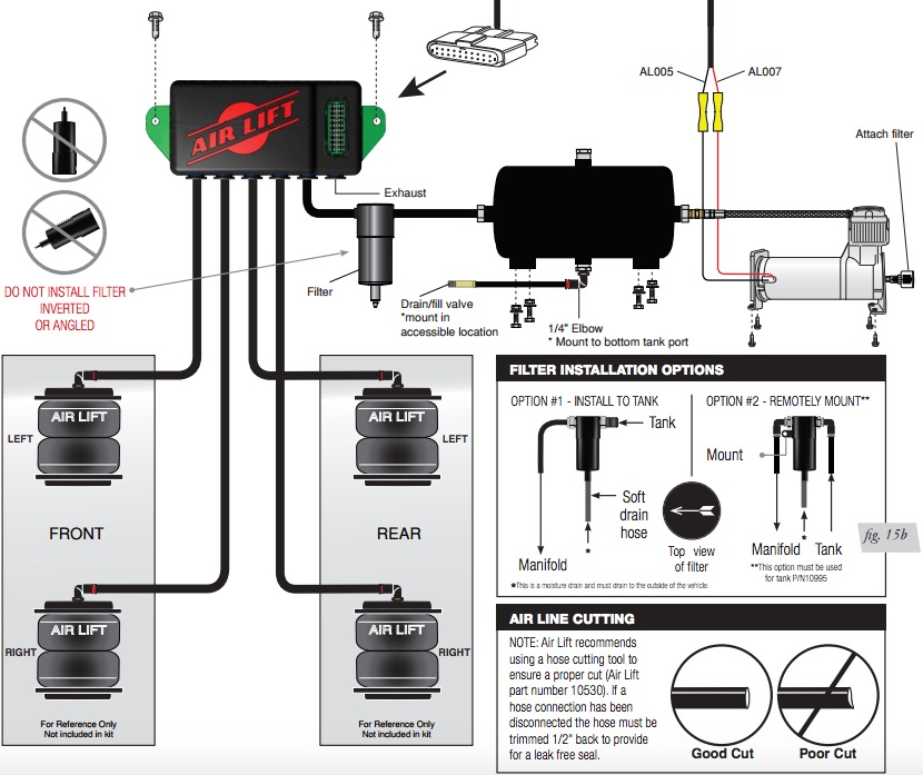 Air Lift Controller Wiring Diagram Online Wiring Diagram