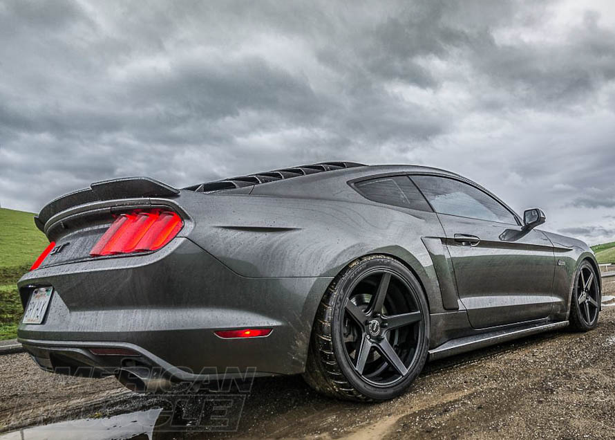 How To Build A Widebody S550 Mustang Americanmuscle