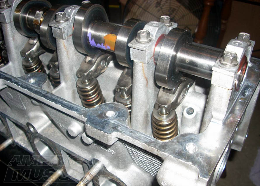 Mustang Camshaft Facts  Technical Information AmericanMuscle