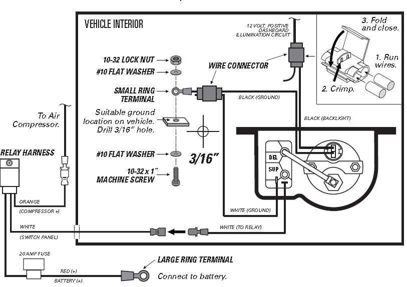 wiring harness connectors and terminals