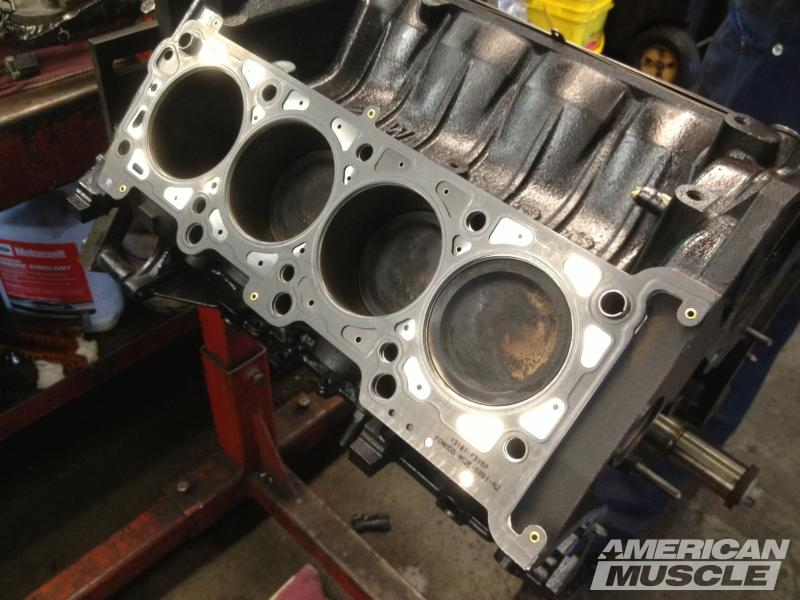 How to Build a High Horsepower 1999-2004 Mustang GT AmericanMuscle