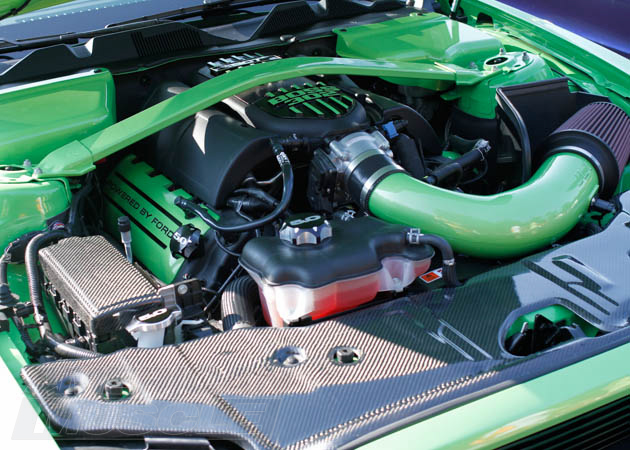 Mustang Engine Dress Up Parts Explained AmericanMuscle