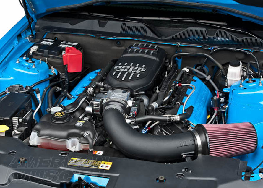 Mustang Fuel Systems Explained AmericanMuscle